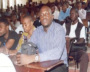 Valeurs | Kinshasa | Président Freddy Matungulu Mbuyamu Ilankir