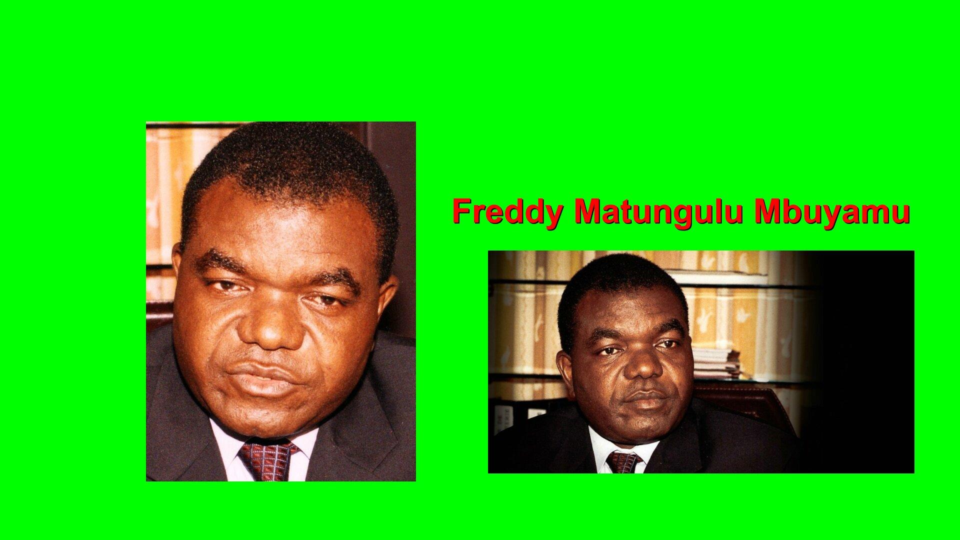 Freddy Matungulu Mbuyamu Ilankir