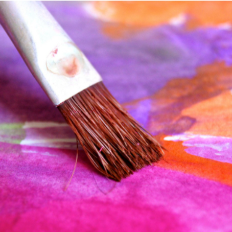 Family Art & Wellness Art Therapy Group