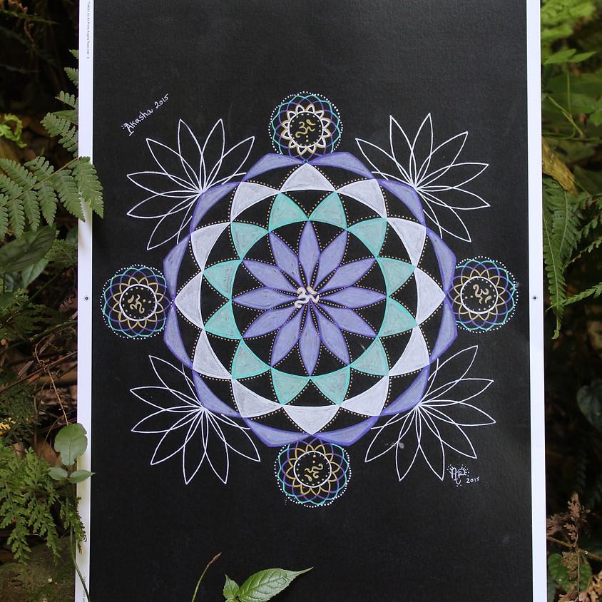Mandala Workshop  (Ages 9yrs+)