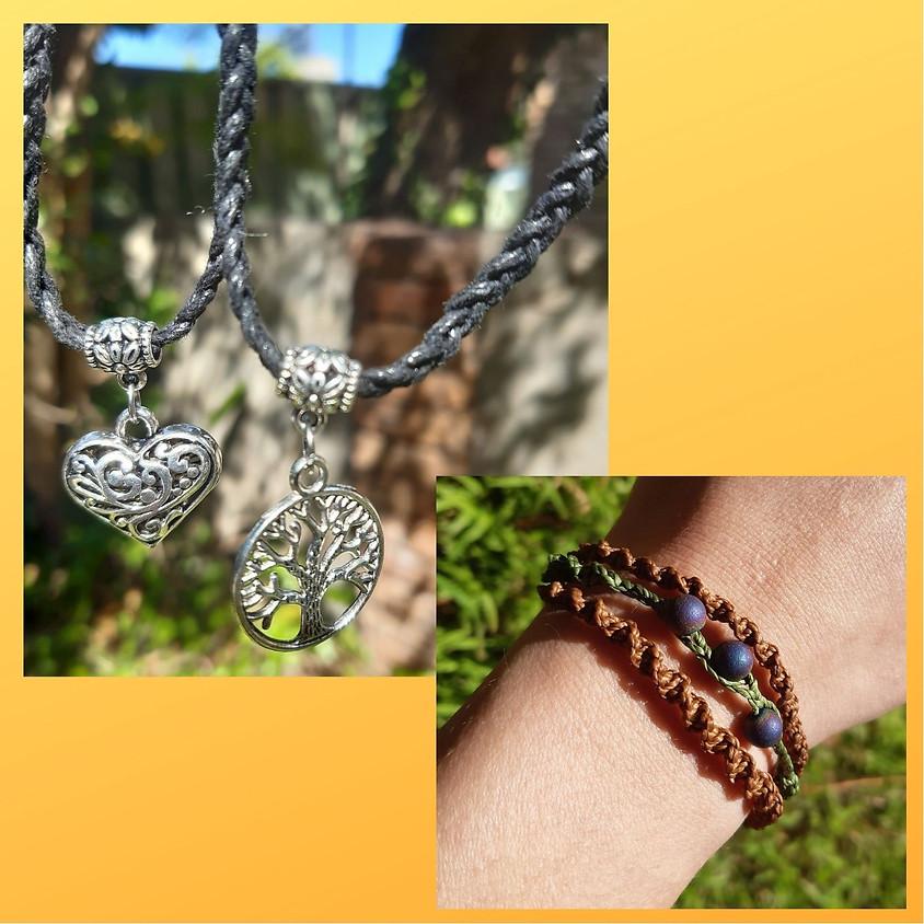 Macrame Jewellery (12yrs+)