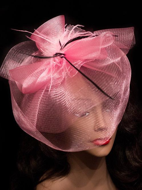 Light Pink Hat Headband