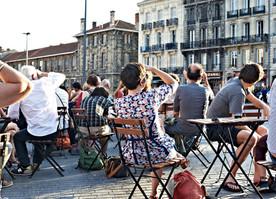 Cinérama: un spectacle en plein coeur de Bienne