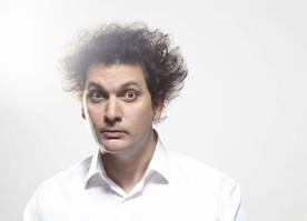 Eric Antoine, un «humourillusioniste » dans les arènes