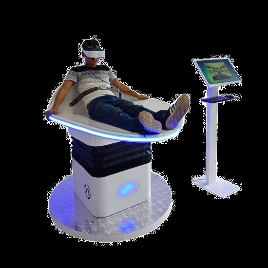 Vr Slide Game Machine-Vibration-Simu