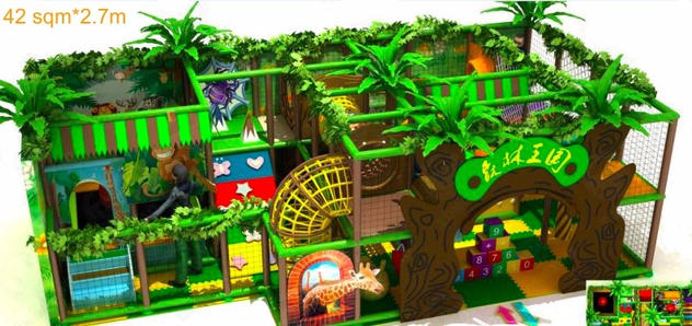 FOREST WORLD SOFTPLAY