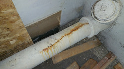 Commercial building plumbing
