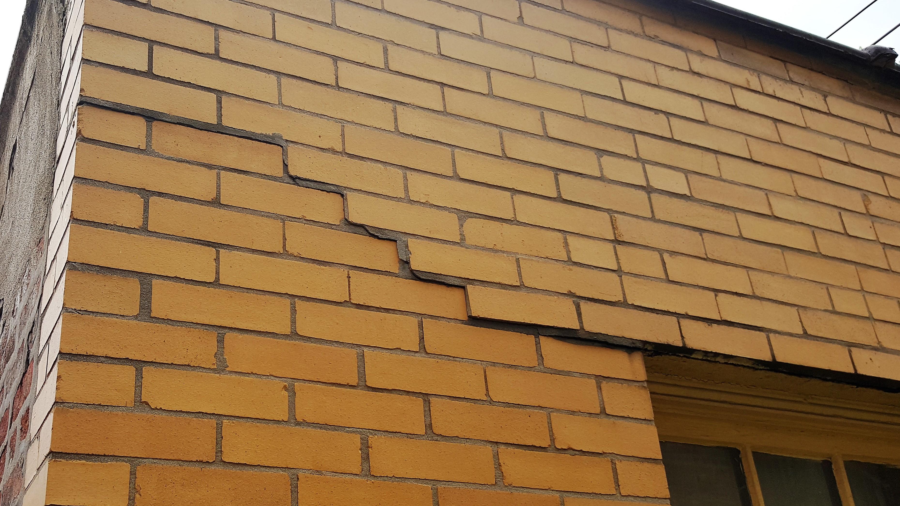 Rusted lintels
