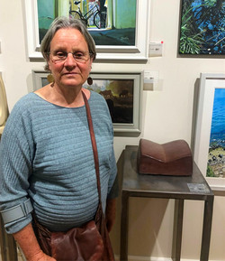 Sarah Walton and award winning Mountain Pass