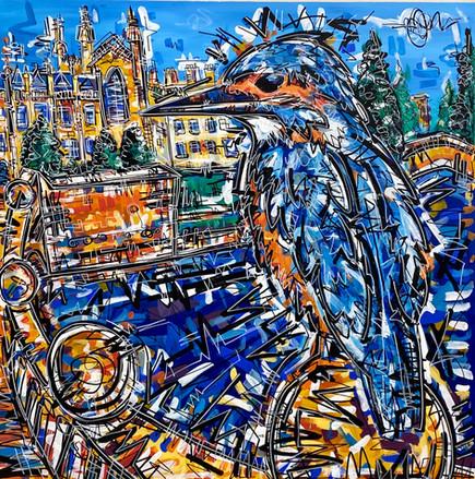 River King. £900 Samuel Benjamin Harris