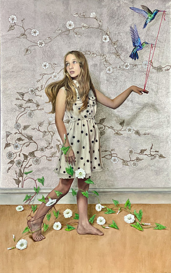 Emma Foster. Between Two Worlds
