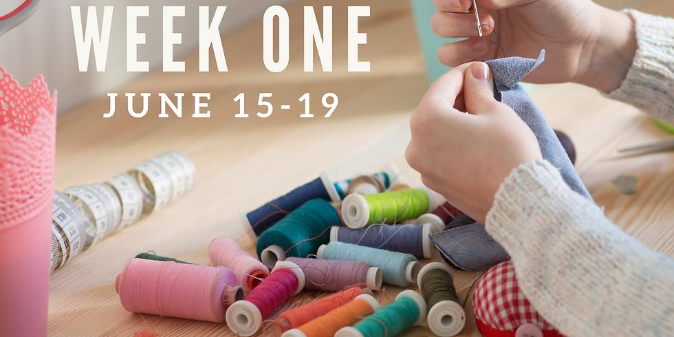 Week One (June 15 - 19)