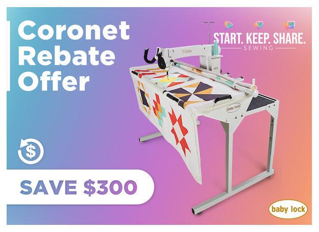 Coronet Rebate Offer