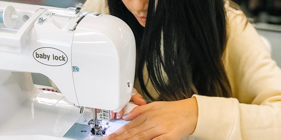 Pre-Teen/Teen Sewing Series  (Beginners)