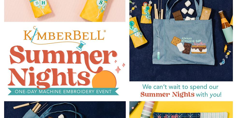 Kimberbell: Summer Nights