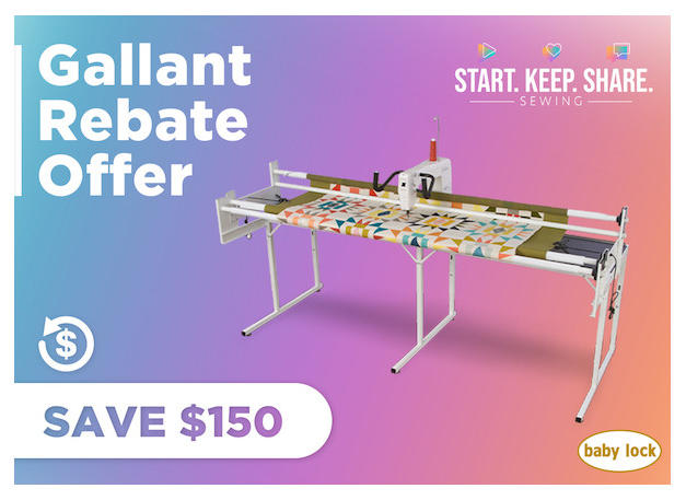 Gallant Rebate Offer