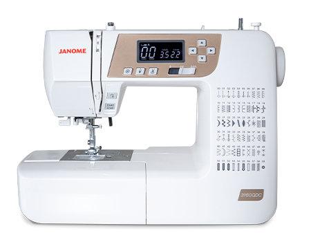 Janome 3160QDC-T