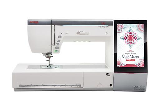 Janome Horizon Quilt Maker Memory Craft 15000V3