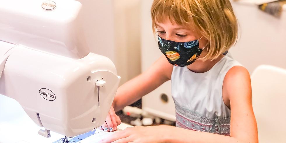 Kids Sewing Series (Beginners)