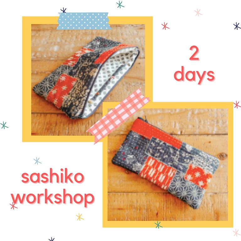 Sashiko Workshop (2 days)