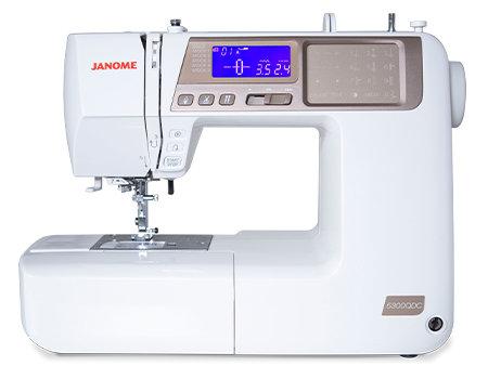 Janome 5300QDC-T