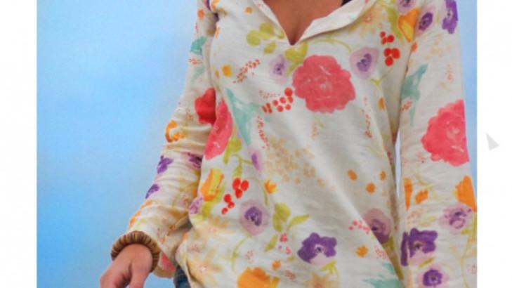 Garment Sewing: Kaftan