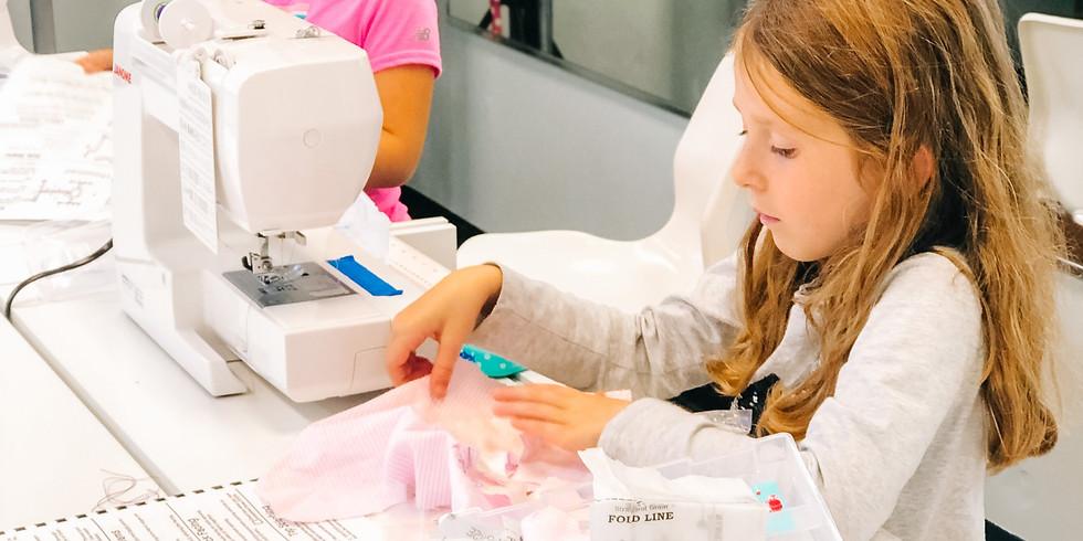 Intermediate Sewing Series