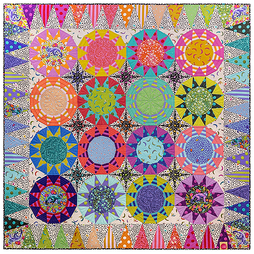 Block of the Month: Tula Sunrise