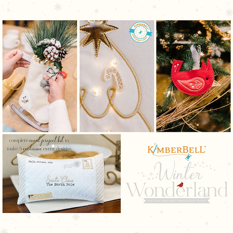 Kimberbell Event - Winter Wonderland