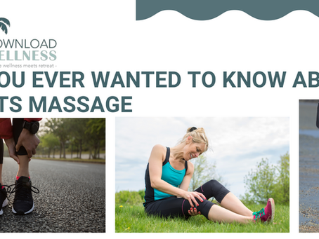 All You Ever Wanted to Know About Sports Massage