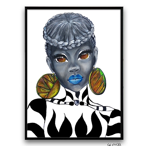 """""""Everything""""- African Art, African Painting"""