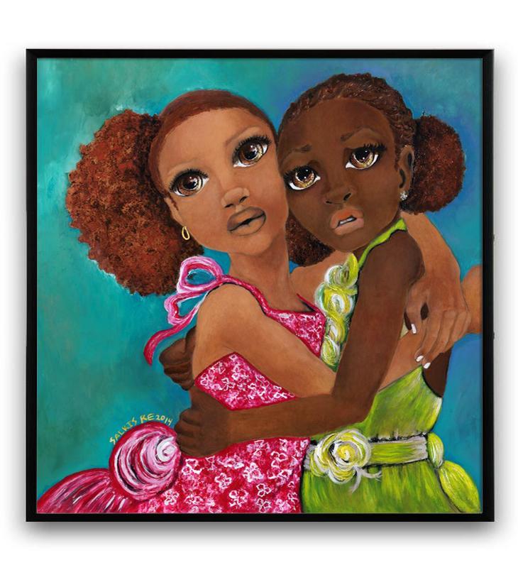 African art African Girls