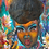 """Thumbnail: """"Yama"""":African Girl African Art, African Portrait Painting, African Art Portrait"""