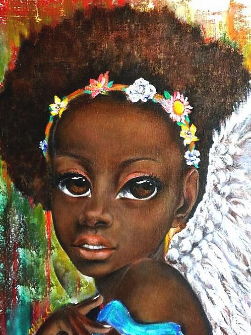 """Black Girls Are Angels"""