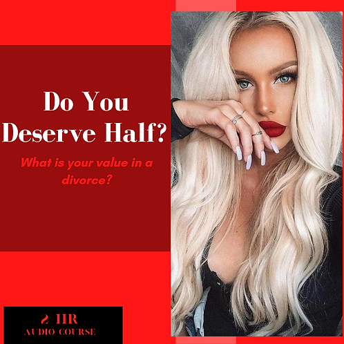 Should You Get Half?