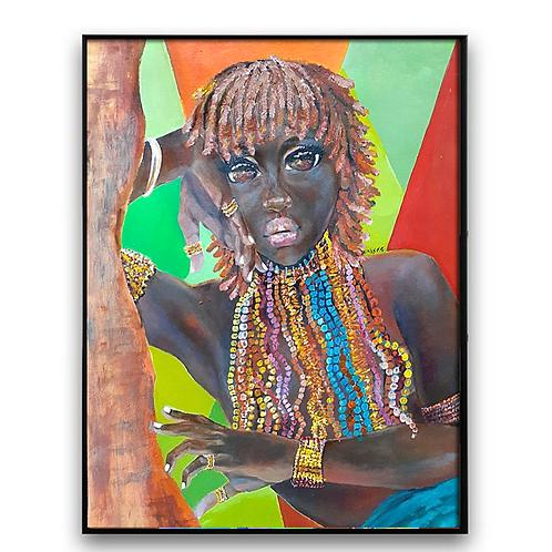 """""""Dark"""" African Art"""