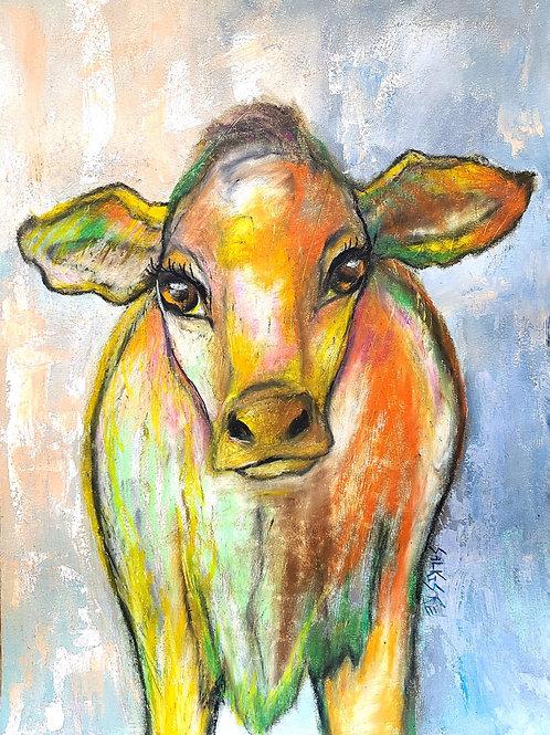 """Cow Girl"""