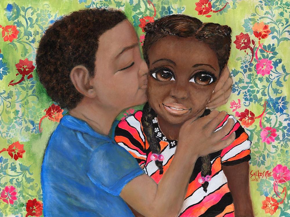 African American Black Art