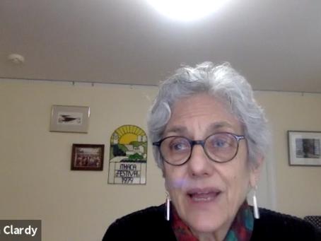 estro-talk | Jenny Green chats with Playwright Andrea Fleck Clardy