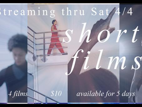 EstroGenius on Film: Short Dance Films