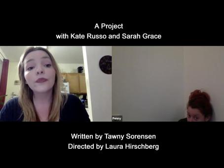 Thurs June 18th: ESTRO-READ | A Project, by Tawny Sorensen