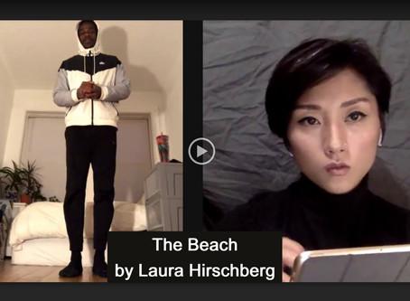 ESTRO-READ | The Beach, by Laura Hirschberg