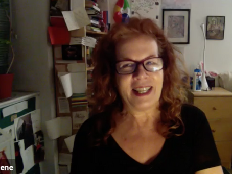 estro-talk | Jenny chats with Actor & Casting Director Helene Galek