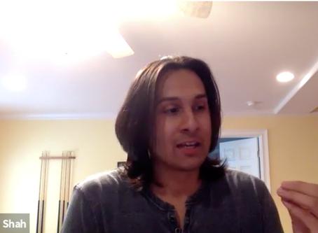 estro-talk | Jenny chats with Actor Rikin Shah