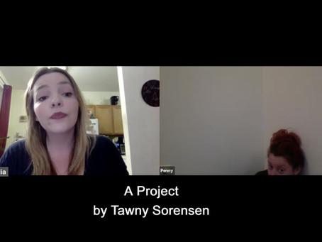 ESTRO-READ | A Project, by Tawny Sorensen