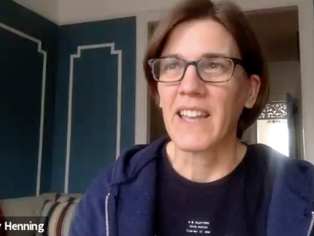 estro-talk | Jenny Green chats with Director Lory Henning
