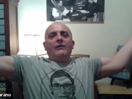 estro-talk | Jenny chats with estro Producer Vinnie Marano & 'Opening Night' hangout