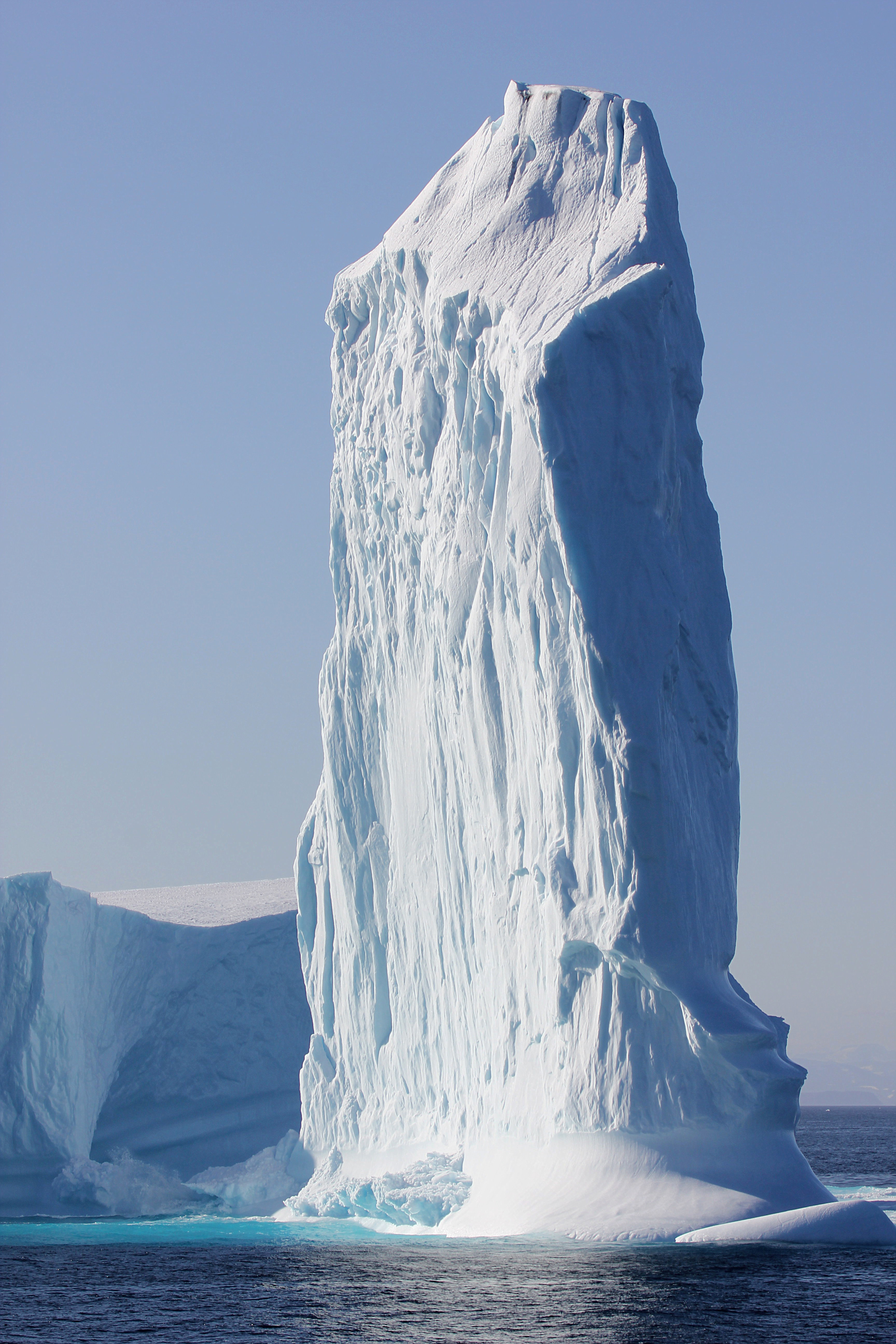 The Column, Arctic Ocean