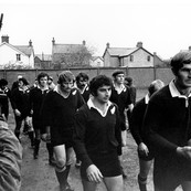 NZ vs Ulster, Ravenhill, Belfast, Northern Ireland, 1972