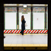 14th Street - Union Square, 11.12pm, New York City